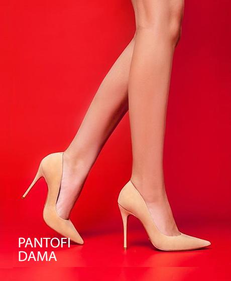 perechea de sandale elegante din piele aleasa